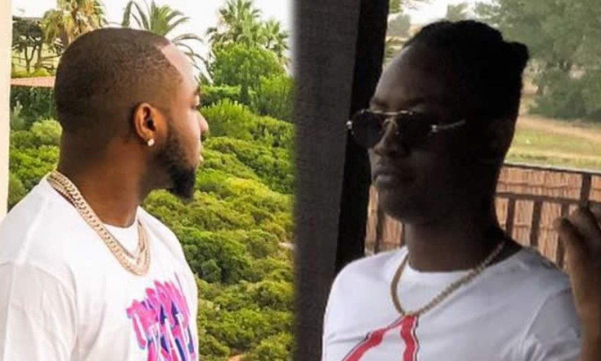 Davido and Dammy Krane renew friendship after long separation » Within Nigeria