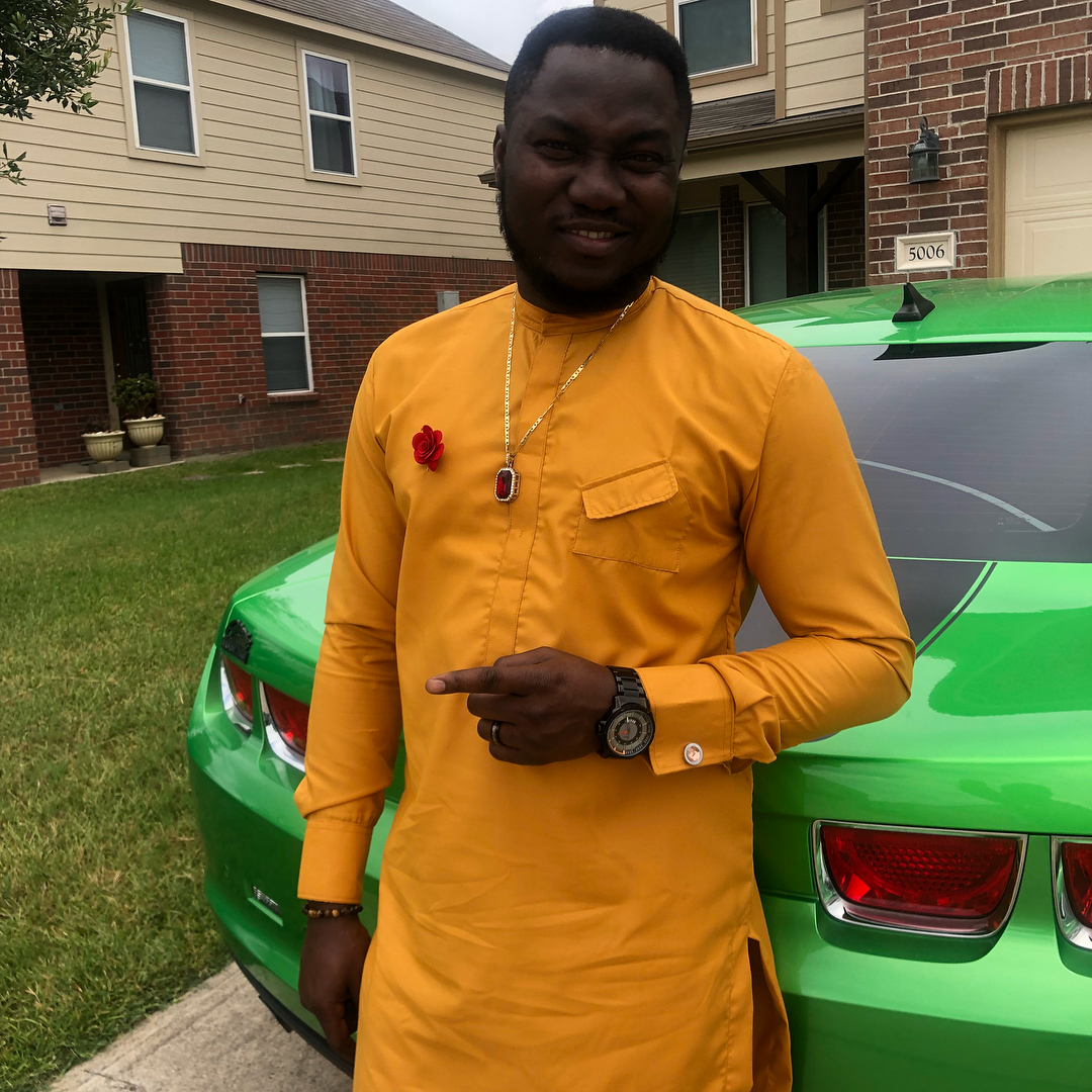 Meet Mr Latin junior Brother, Kola Amusan Who is also an Actor as he talks about why he doesn't work with His Elder Brother