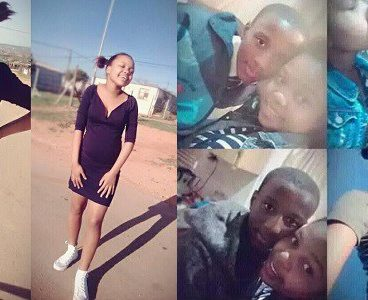 Pregnant 12-year-old girl show off 14-year-old baby daddy