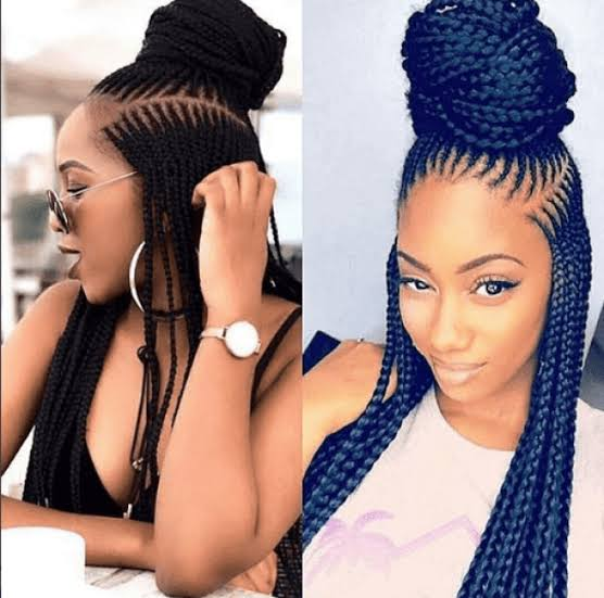 Here Are 11 Ghana Weaving Shuku Styles That Will Make You Slay