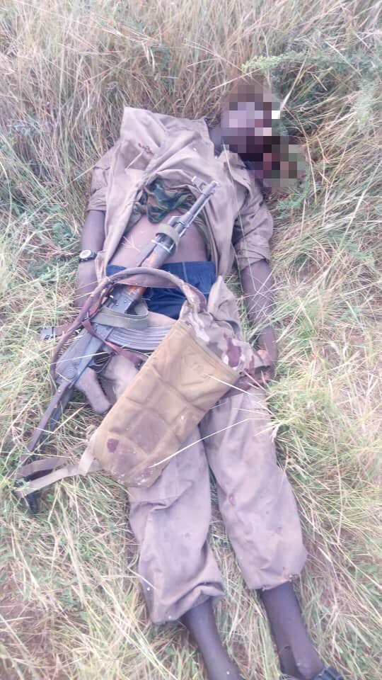 Nigerian army kills Boko Haram member known as Spiderman