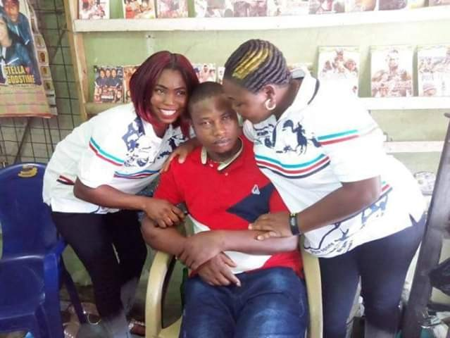 Photos: Delta Prince set to marry two women same day