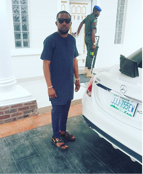 See the luxurious lifestyle of alleged Nigerian fraudster, Otunba Cash who was arrested in Turkey for $1.4million scam in Denmark (Photos)