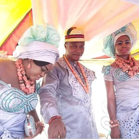 Photos: Delta Prince weds two women on same day