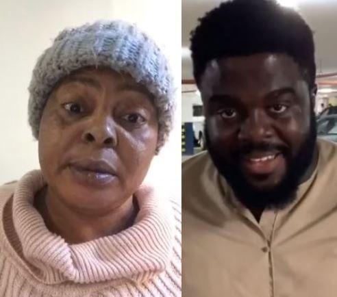 Video: 'You Are A Disgrace To Nigeria' - Obanla Elizabeth Blasts ...