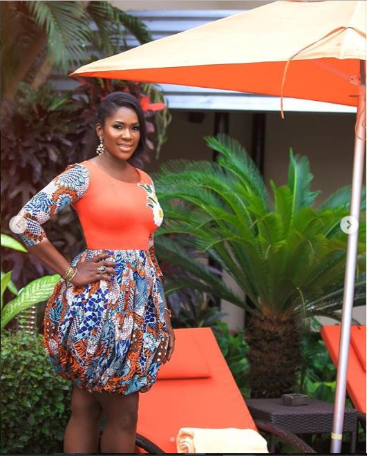 Nollywood actress Stephanie Okereke Linus is flawless in new photos