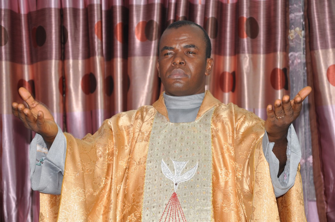 2019 Fr Mbaka Predicts Winner Of Imo Governorship Election