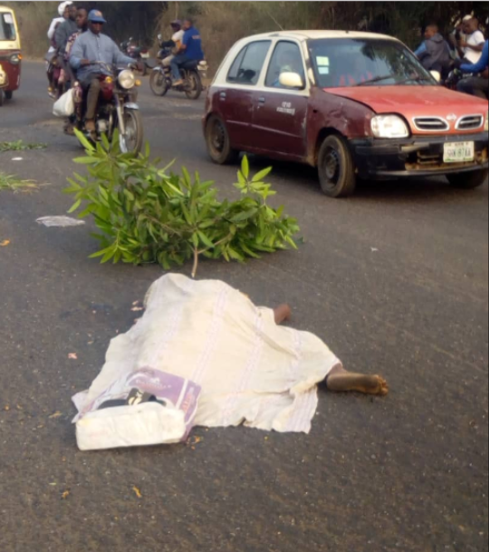 Woman killed, two others injured in fatal truck accident in Ibadan