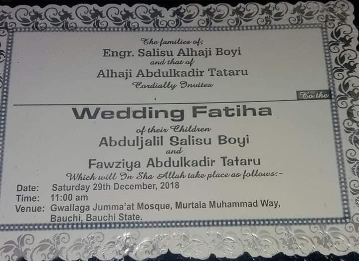 Sad! Bride dies one day to her wedding in Bauchi
