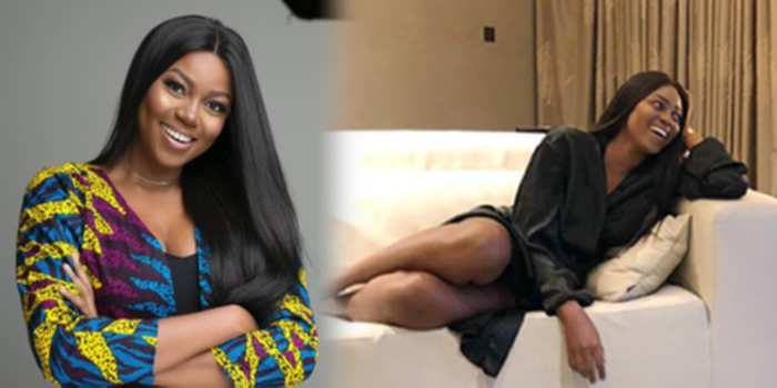 Yvonne Nelson vows never to date a Nigerian man again