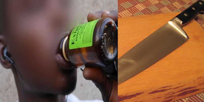 Image result for Young Man Stabs Mother To Death In Nasarawa After Getting 'High' On Drugs