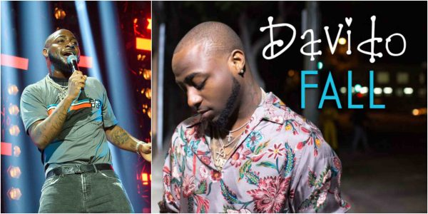 Davido's song Fall is taking over radio stations in the US - Report lailasnews 3