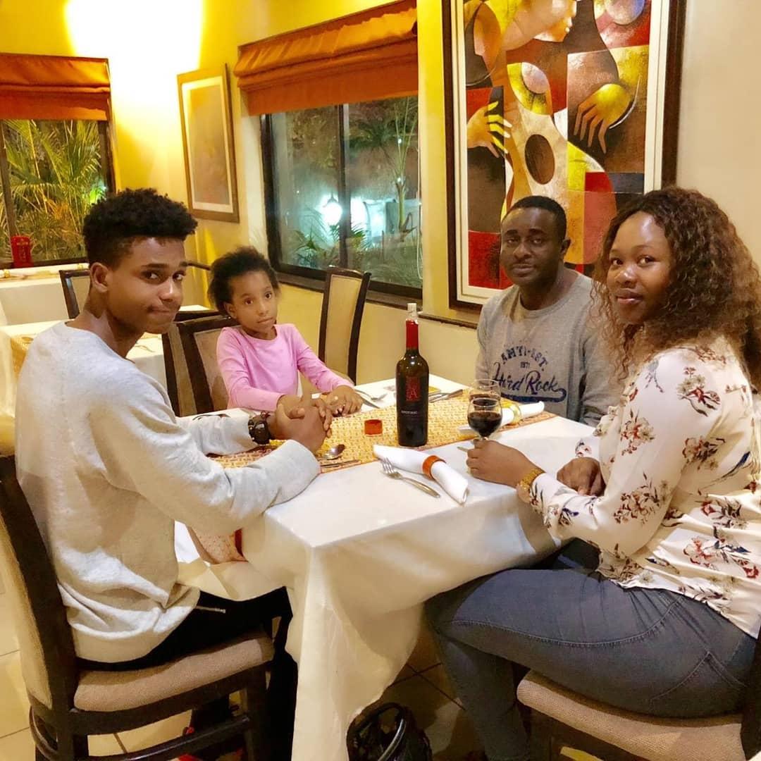 Camille Kostek On Twitter Birthday Dinner For My: Emeka Ike Took His New Woman For Dinner As He Celebrates