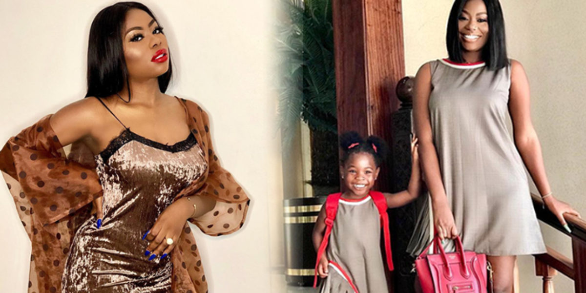 Beautiful photos of Sophia Momodu and her daughter Imade Adeleke ...