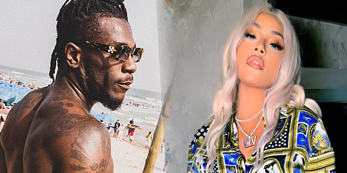 Image result for burna and stefflon don