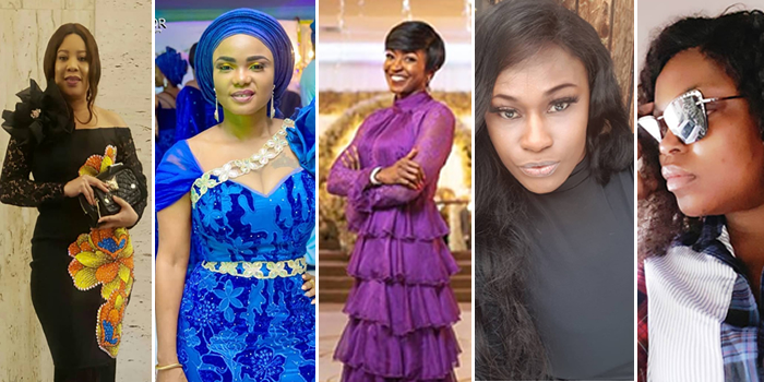 Top 20 richest Nigerian actresses and their impressive net worth 2