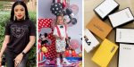 Bobrisky Goes All Out On big brands shopping spree for Tonto Dikeh's Son's 3rd Birthday
