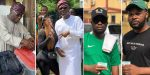 #NigeriaDecides: Photos of your Nigerian politicians and celebrities at the polling booth