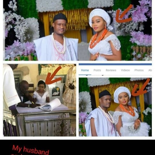 Indian lady accuses her Nigerian husband