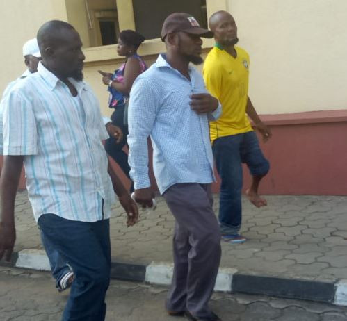 NURTW chairman, Saheed Arogundade sentenced to death by hanging for killing 32-year old policeman in Lagos
