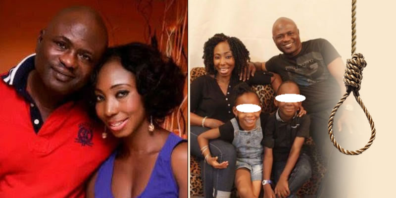 Image result for Domestic Violence: Lekan Shonde is sentenced to death for killing wife.