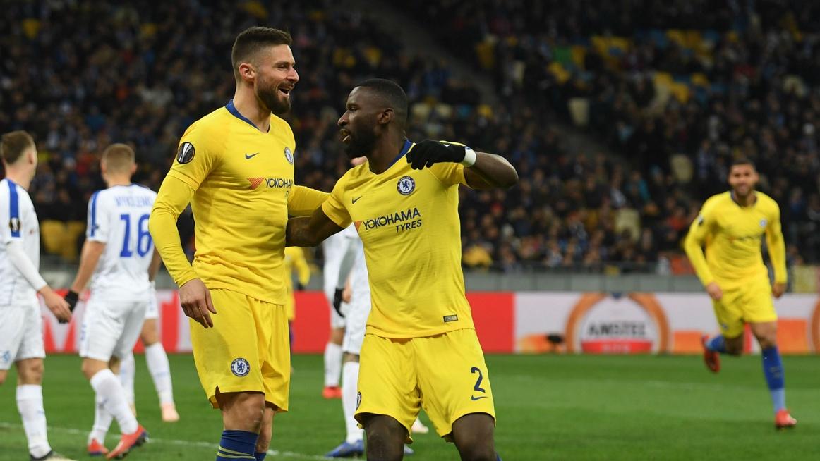 Dynamo Kyjev – Chelsea Facebook: Dynamo Kiev 0 Chelsea 5 (0-8 Agg): Blues Into Quarter