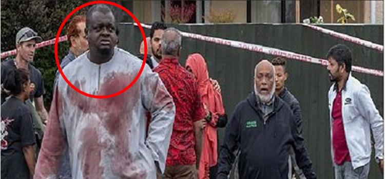 New Zealand Mosque Attack Photo: New Zealand Mosque Attack: How Nigerian Imam, Lateef Alabi