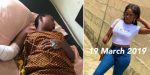 Nigerian lady resume 'slaying' 2-months after her hand was cut off