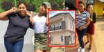 Young Nollywood actress, Regina Daniels surprises mother with new house (photos)