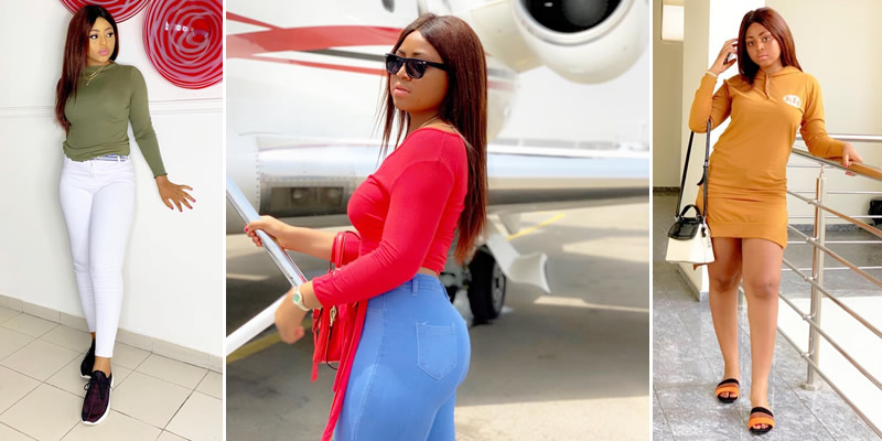Image result for regina daniels
