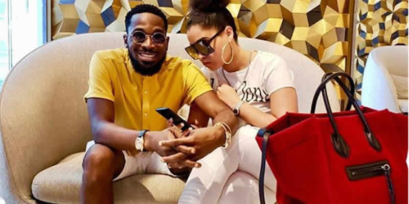 Image result for D'banj Celebrates His Wife's Birthday In A Romantic Way