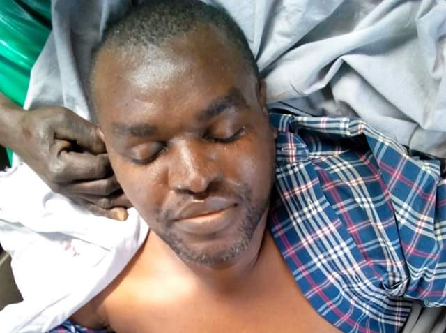Photo: Kaduna Poly student in critical condition after falling from third floor of 3-storey building