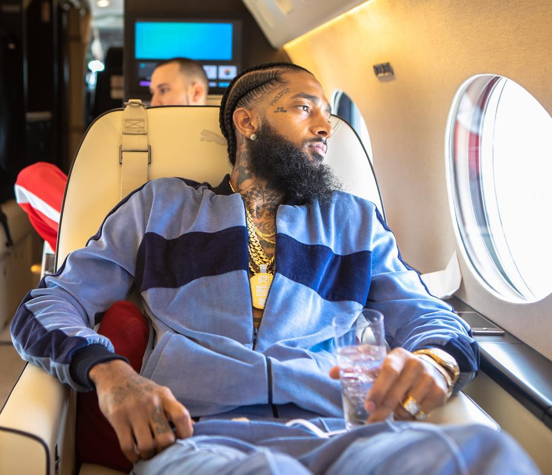 Image result for Nipsey Hussle's funeral to take place on Thursday at `The Staples Centre'