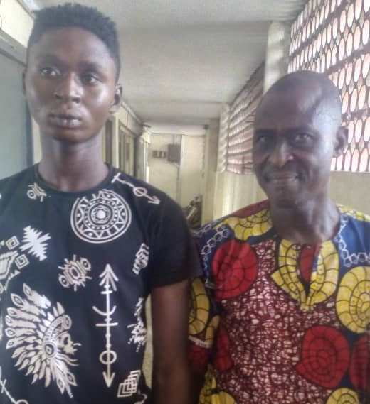 Father And Son In Trouble For Gang-raping And Impregnating 13-year-old girl 2