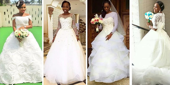 Latest And Trending Wedding Gowns In Nigeria 2017 2019