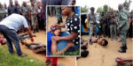 Lucky lady rescued from Diabolic-Yahoo Boys in Asaba (photos)