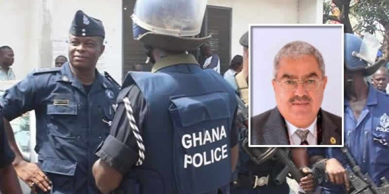 Four Nigerians arrested over alleged kidnap of Canadians in Ghana