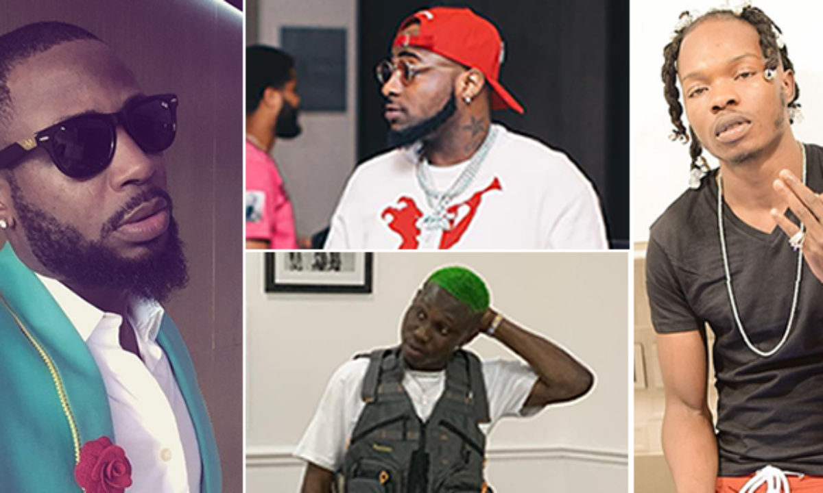 Tunde Ednut Under Fire As Davido And Zlatan Ibile Stands Against Him Over Naira Marley S Yahoo Yahoo Controversy Brand new christmas song from my homeboiz in d game. tunde ednut under fire as davido and