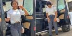 New whip alert – Regina Daniels buys Mercedes Brabus