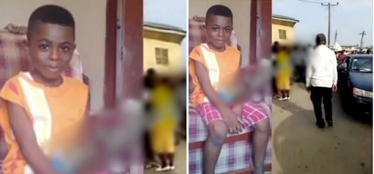 Police Arrests Owner Of Freezer, where Dead boy was Found