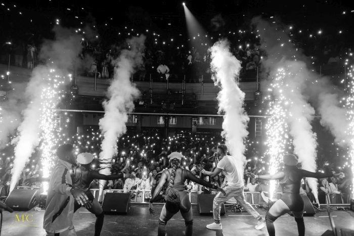 Kizz Daniel Sells Out 2,350 Capacity Music Venue In London (Photos)