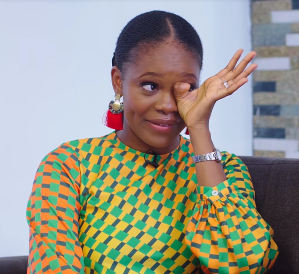 Actress Zainab Balogun reveals how she met her hubby and how his kids wept when she told them she was going to be their new mum