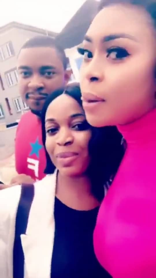 Photos: Mimi Orjiekwe and ex-hubby, Charles Billion throw birthday party for their daughter