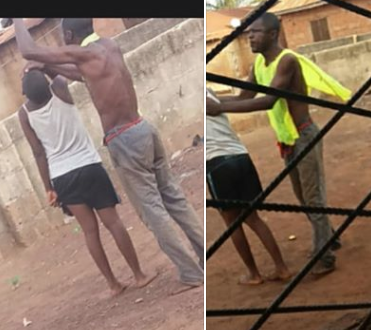 14-year-old girl reportedly married off to 50-year-old Benue based prophet (photos)
