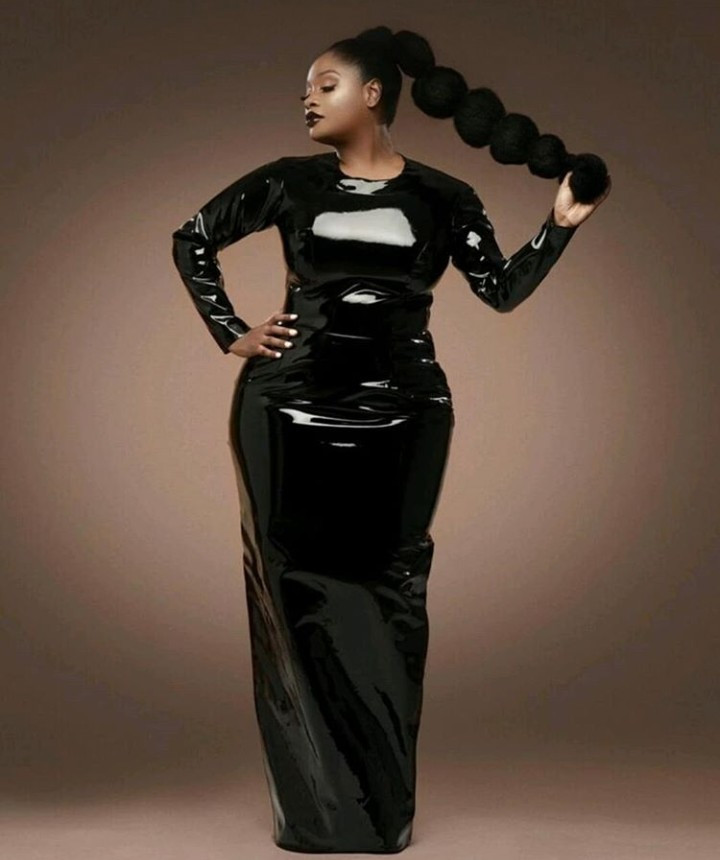 Toolz switches up her look in new photos