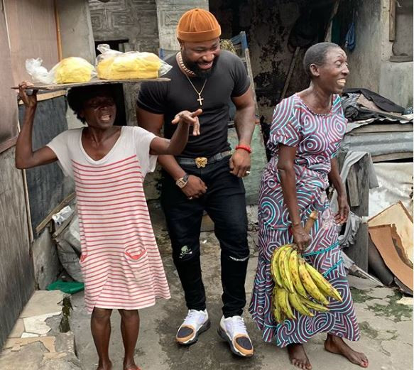 Harrysong shares photo from his visit to the house he lived in 11-years ago in Port-Harcourt