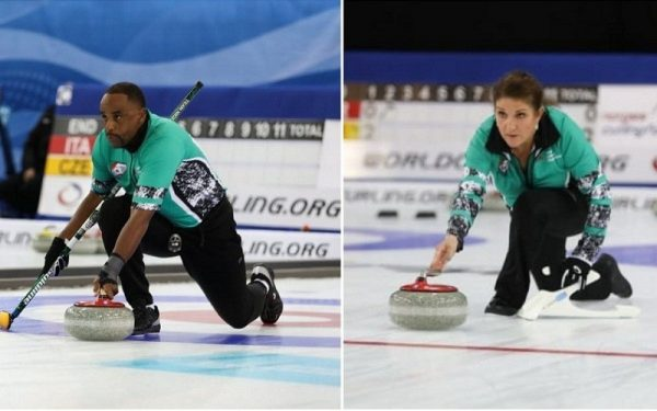 Nigeria is 1st African team to win World Curling Championship match lailasnews 2