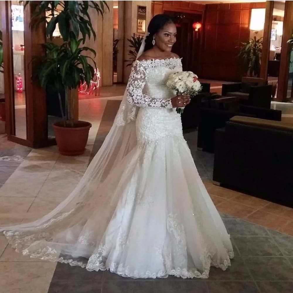 Latest Fashion Styles In Nigeria For Wedding Gowns 2017 2019