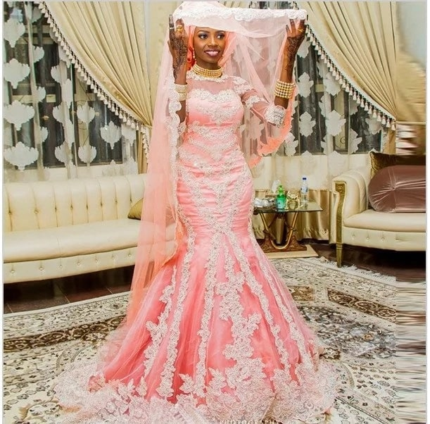 Stunning Wedding Gowns In Nigeria 2017-2019