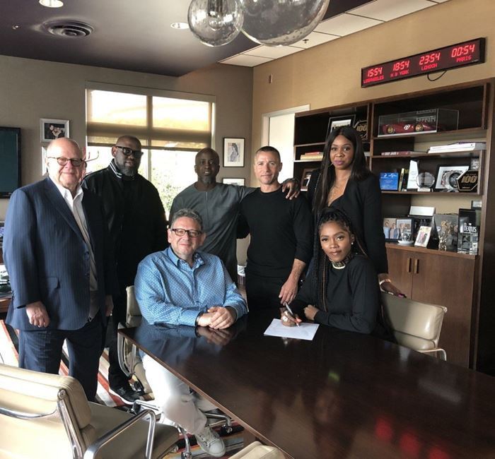 Tiwa Savage Exits Mavin Records; Joins Rihanna, Lady Gaga At Universal Music Group